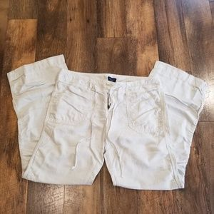 American Eagle Outfitters linen pants